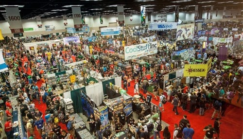 Gen Con saw nearly 61,000 unique attendees in 2016.
