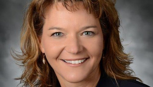 Wendy Dant Chesser is the CEO of One Southern Indiana.