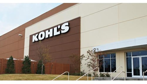(Image Courtesy of Kohl's) Kohl's currently has four e-commerce distribution centers, including this one in DeSoata, Texas.