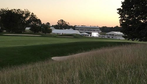 (Image of Crooked Stick Golf Club courtesy of the BMW Championship)