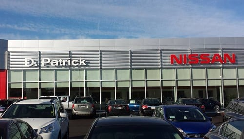 D-Patrick owns a number of car dealerships and body shops in Evansville and Boonville.