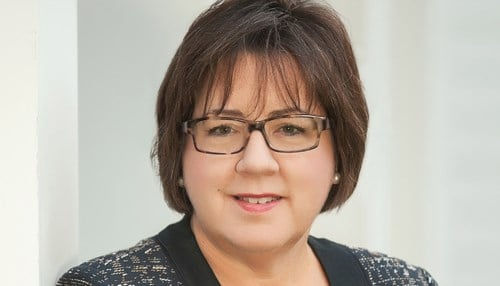 Maureen Donohue Krauss is the chief economic development officer for the Indy Chamber.