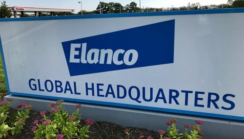 Elanco is headquartered in Greenfield.