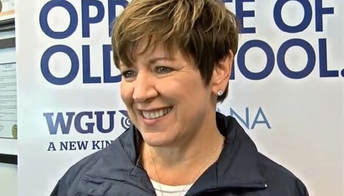 Allison Barber is chancellor of WGU Indiana.