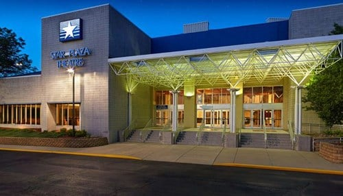 The Star Plaza Theatre in Merrillville has been in continuous operation since 1979.