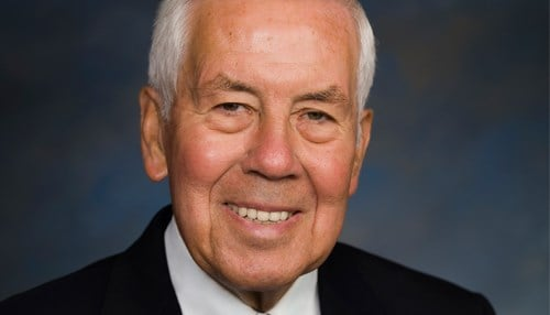Richard Lugar served in public office for all or part of six decades.