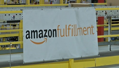 Amazon has operations in Jeffersonville, Indianapolis, Plainfield and Whitestown.