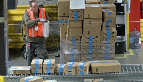 Amazon currently has several fulfillment centers in Indiana.