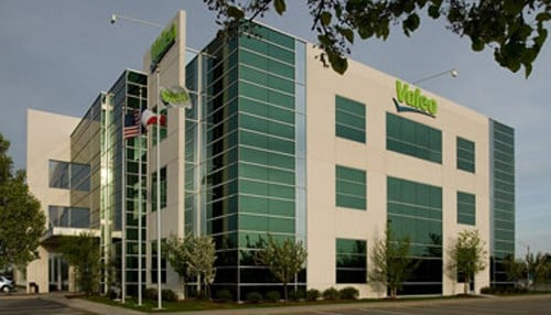 Valeo's North American headquarters are located in Troy, Michigan.