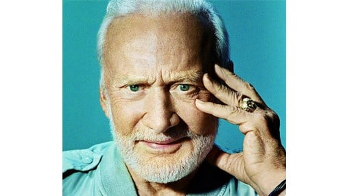 Buzz Aldrin will speak at the conference.