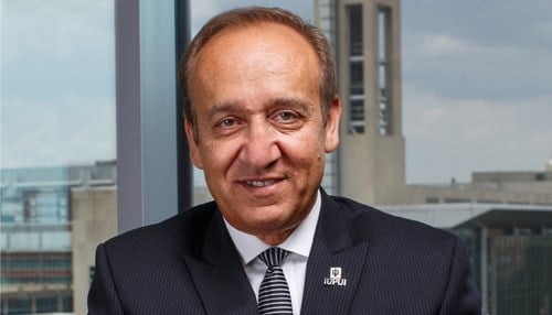Nasser Paydar (photo courtesy IUPUI)