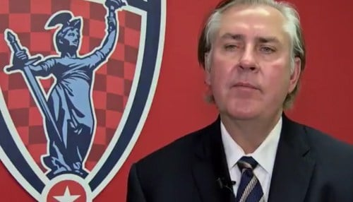 Belskus started with Indy Eleven Professional Soccer in January of 2016.