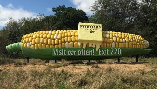 Fair Oaks Farms attracts more than 500,000 visitors each year.