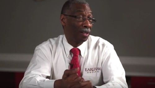 Gene Hambrick is the director of the Center for Entrepreneurship and Innovation. (photo courtesy Earlham College)