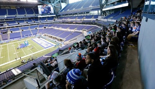 Indy is currently signed to host the combine through 2020.
