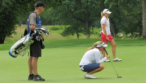 Blackthorn Golf Club held the event for the first time in 2012.