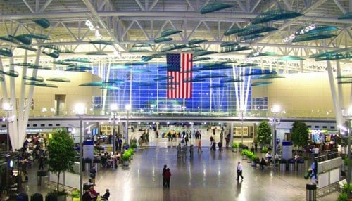 This is the second time the airport has received the honor.