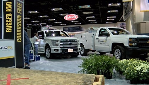 (photo courtesy of the Work Truck Show)
