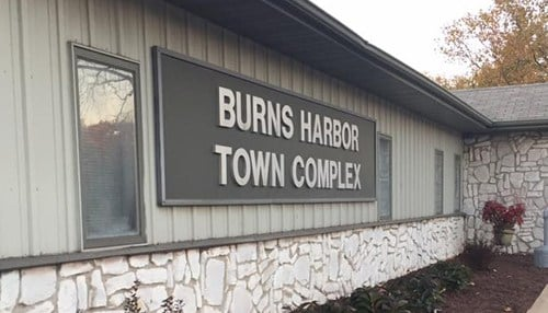(Image courtesy of the town of Burns Harbor)