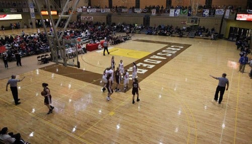 Valparaiso University will host the National Lutheran Basketball Championship at the end of March.