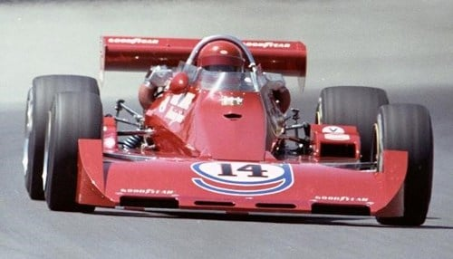 Foyt's 1977 Gilmore Coyote will be one of the cars on display in the exhibit. (photo courtesy IMS Museum)