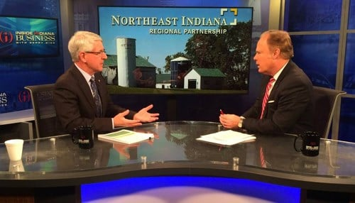 John Sampson is president & CEO of the Northeast Indiana Regional Partnership.