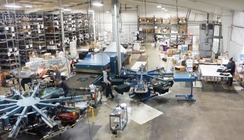 Sullivan Group operates out of a 25,000 square-foot facility in Nappanee.