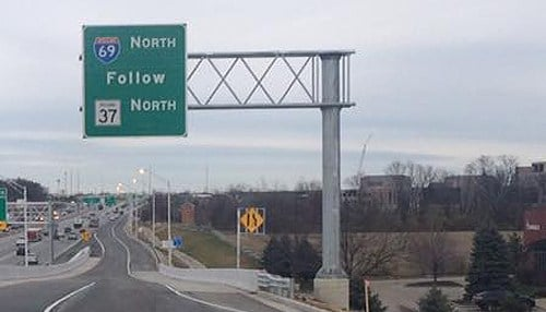 I-69 construction delayed in Bloomington