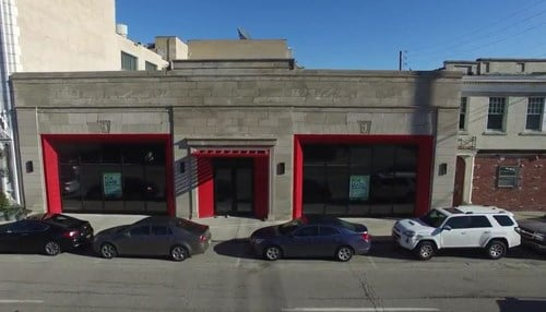 (Image from video of Barstool Heartland office in Indianapolis courtesy of Buckingham Companies.)