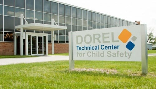 Columbus is home to the Dorel Juvenile USA Technical Center for Child Safety.