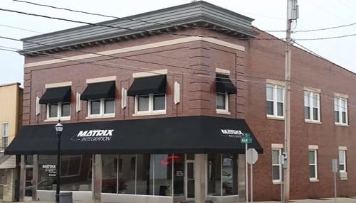 Matrix Integration's home office is located in Jasper.