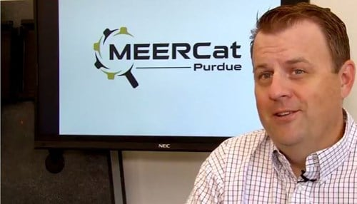 Edward Berger is the executive director of MEERCat Purdue.
