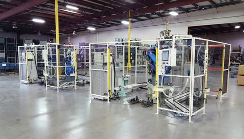 Powder Metal Tech is currently located on the east side of Indianapolis.