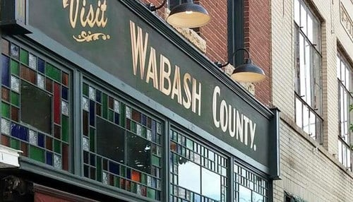 (Image courtesy of Visit Wabash County)
