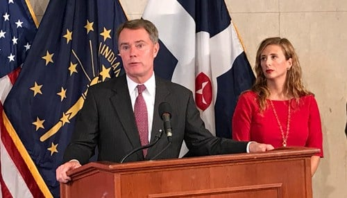During a news conference this morning, Hogsett said the new programs are the latest in ongoing efforts to help displaced workers.