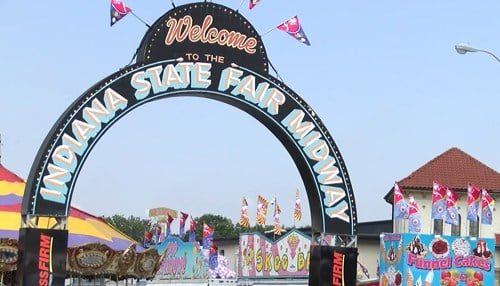 The 2018 Indiana State Fair drew 860,131 through the gates