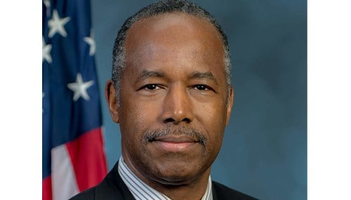 Ben Carson is secretary of the U.S. Department of Housing and Urban Development.