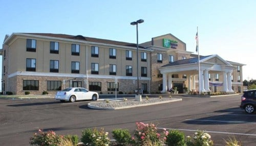 Star Group owns and operates a number of properties, including a Holiday Inn Express in Greenfield.
