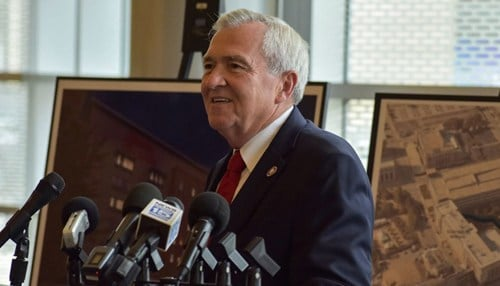 Fort Wayne Mayor Tom Henry (photo courtesy city of Fort Wayne)