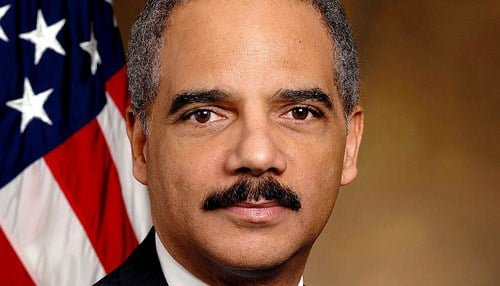 Former U.S. Attorney General Eric Holder will be the keynote speaker at the event.