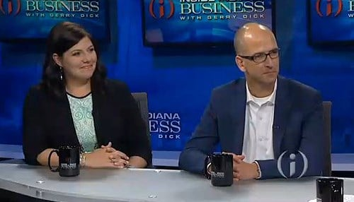Katie Culp (pictured left) serves as president of KSM Location Advisors and Tim Cook (pictured right) is CEO of the business.