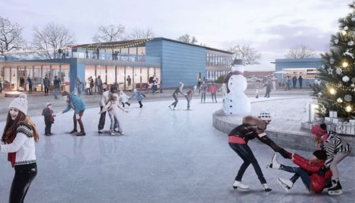 (rendering courtesy City of South Bend)