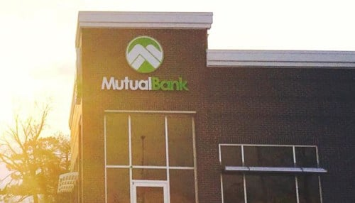 MutualFirst Financial is the parent of MutualBank.