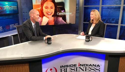 CareSource Executive Director Steve Smitherman joined  Barbara Lewis in The Business of Health.