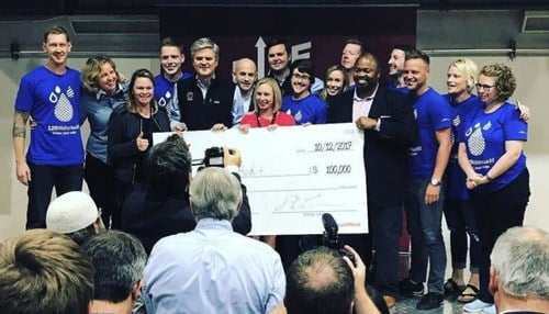 120WaterAudit received $100,000 in funding from the Rise of the Rest competition in 2017. (photo courtesy TechPoint)