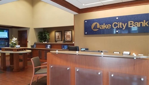Lakeland Financial Corp. is the parent of Lake City Bank.