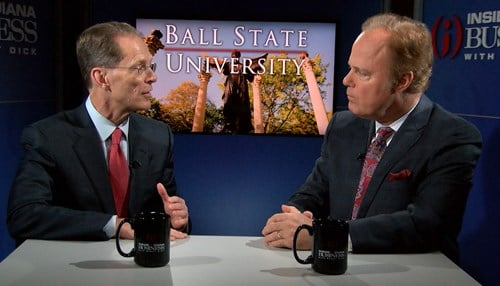 Mearns began as Ball State President in May.