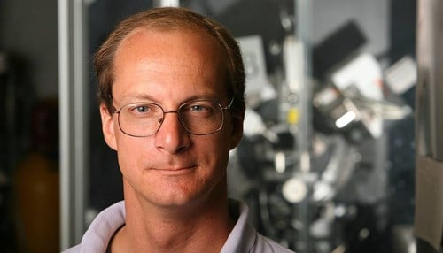 Notre Dame Professor Peter Burns will lead the center. (photo courtesy University of Notre Dame)