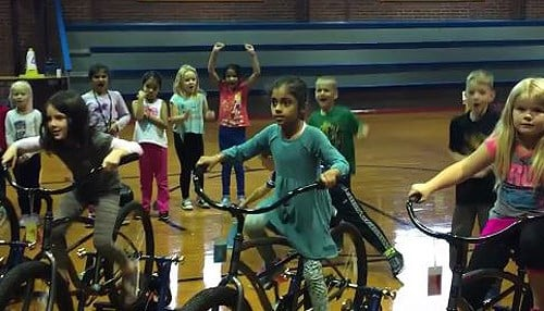 Nine13sports was founded in 2012 and focuses on promoting health, wellness and STEM education for children.