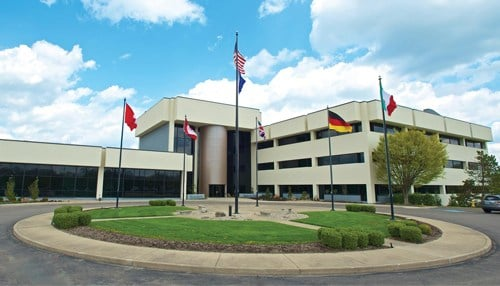 Hillenbrand is headquartered in Batesville. (photo courtesy Hillenbrand)